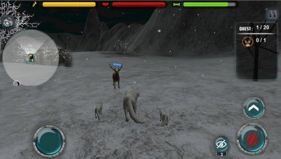 wolf quest full game apk download