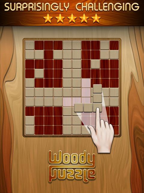 Woody ™ Block Puzzle screenshot 1