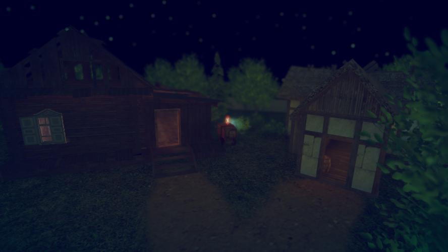 Friday Night Multiplayer - Survival Horror Game screenshot 2
