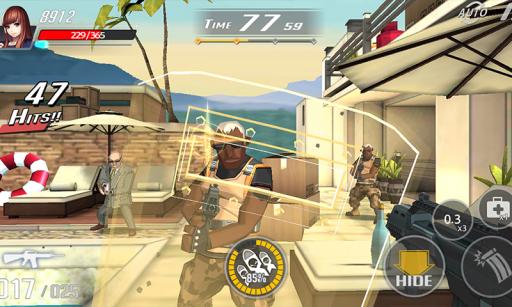 Over Touch : Gun Shooting screenshot 4