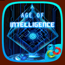 Age of Intelligence. GO Launcher Theme