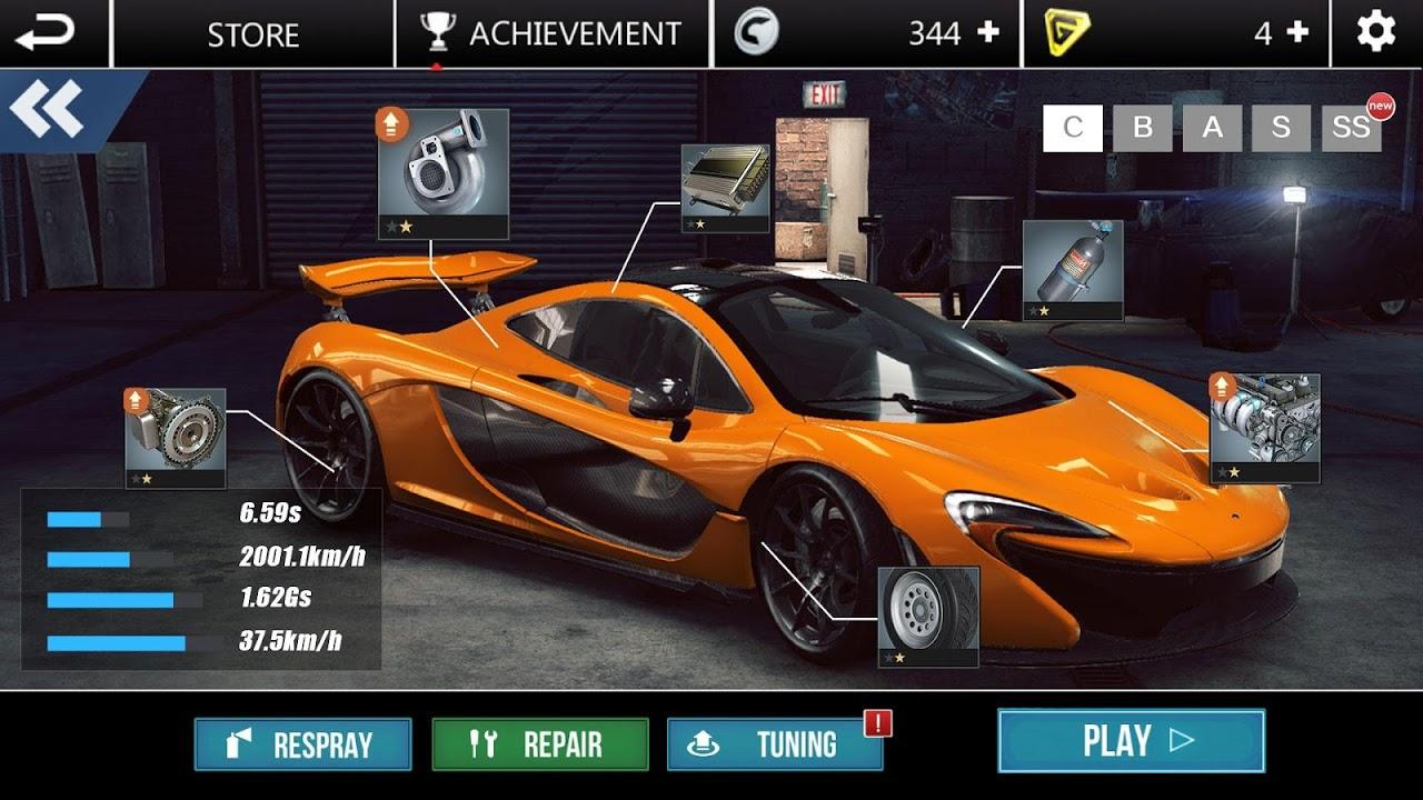 Speedway Drifting- Asphalt Car Racing Games screenshot 2