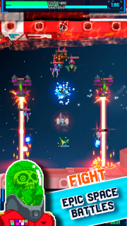 Twin Shooter Armada (Unreleased) screenshot 6