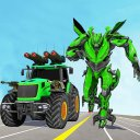 Flying Robot Tractor Transforms Games