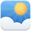 10 Day Transparent Weather Wid