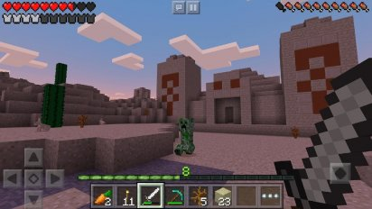 minecraft pocket edition screenshot 9