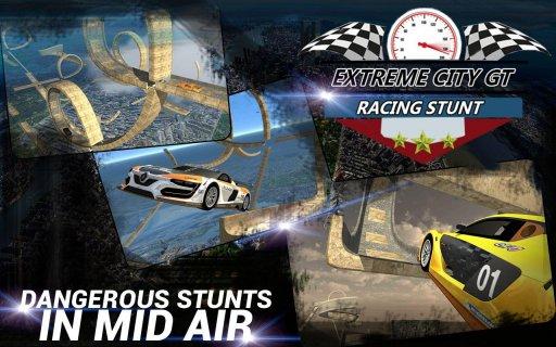 Extreme City GT Racing Stunts screenshot 1