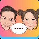 MojiPop: 用自己的卡通表情聊天