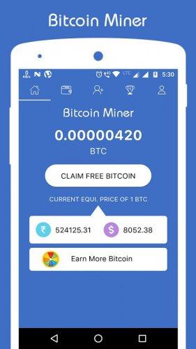 bitcoin játékok androidhoz