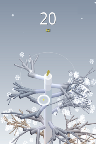 SpinTree 3D: Relaxing & Calming Tree growing game screenshot 2