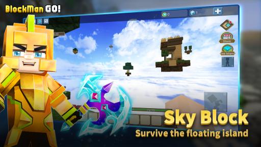 Blockman Go: Blocky Mods screenshot 4