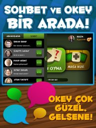 Çanak Okey screenshot 3