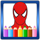 Spiderman Coloring Book