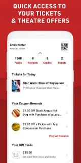 Cinemark Theatres screenshot 7