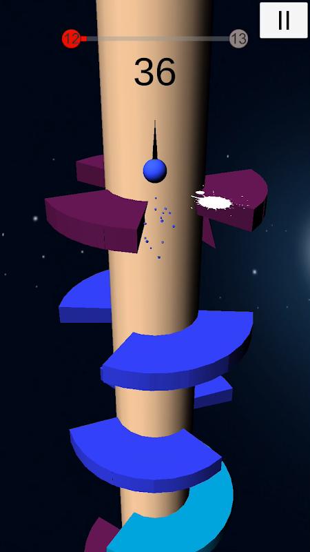 Helix Jump screenshot 2