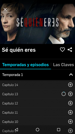Mitele - TV a la carta 3.4.1 Descargar APK para Android - Aptoide
