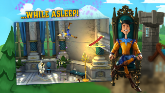 Sleeping Prince Screenshot
