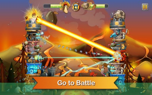 Tower Crush - Defense & Attack screenshot 8