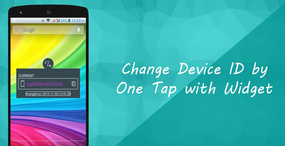 Device ID Changer APK Download - APKPurecom