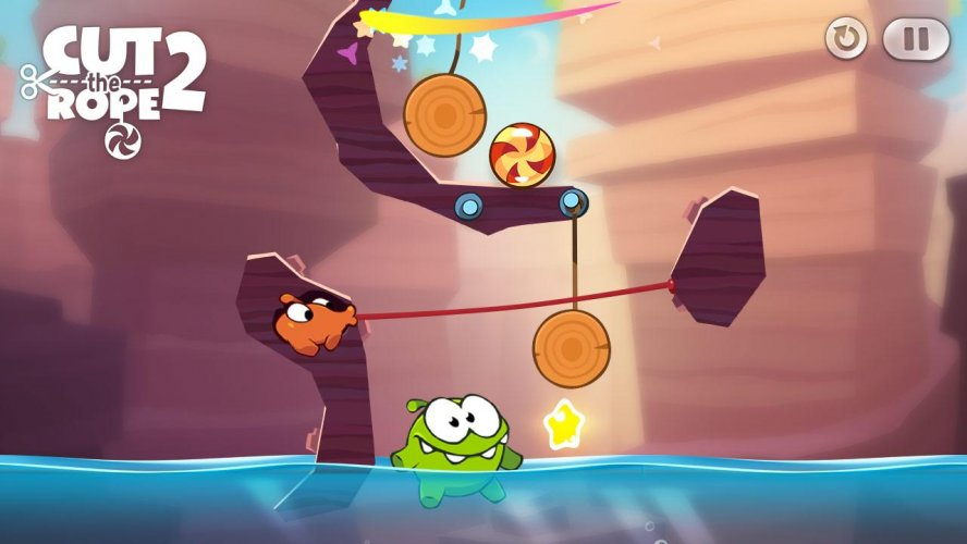 Cut the Rope 2 screenshot 5