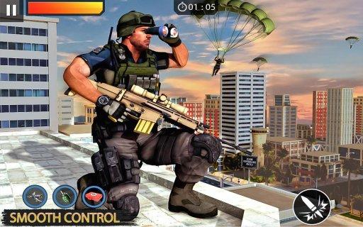 Ultimate Sniper Assassin Kill Shooter screenshot 2