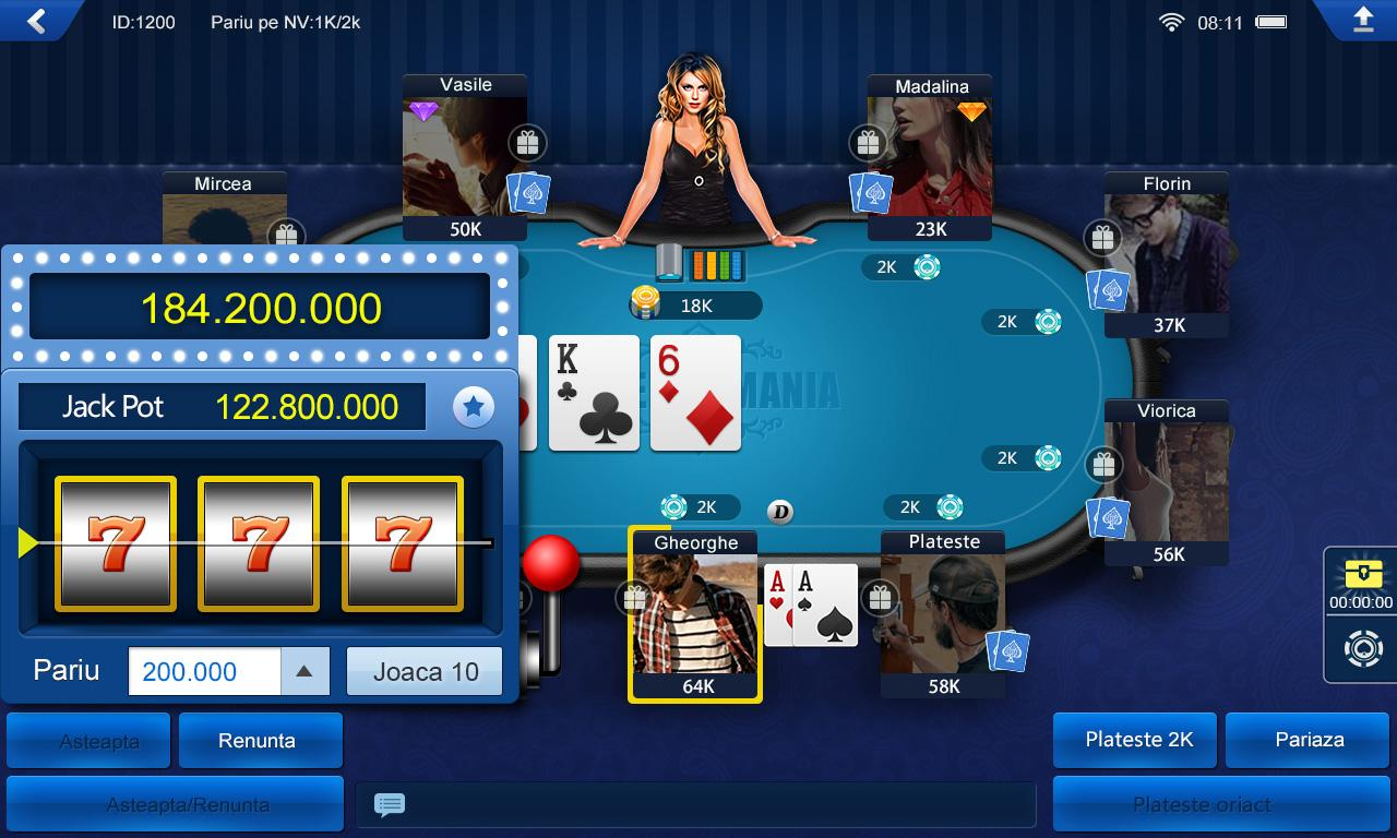 event poker az locations