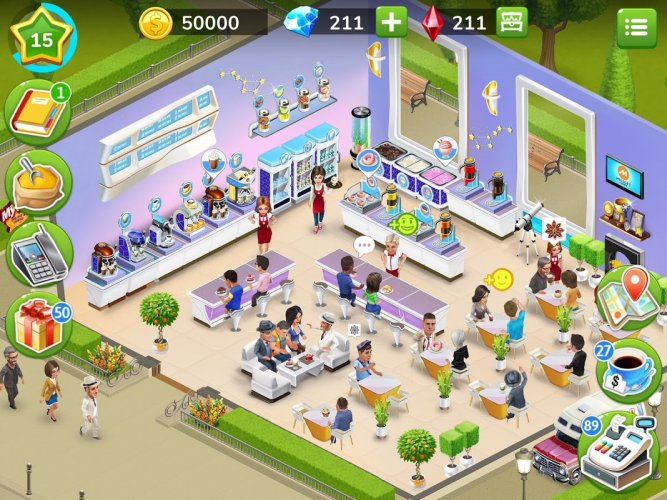 My Cafe — Restaurant game 2020.10.4 Download Android APK | Aptoide