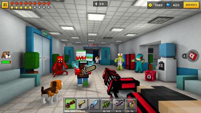 pixel gun 3d pocket edition screenshot 11