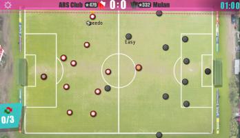 Football Challenger 2 Screen