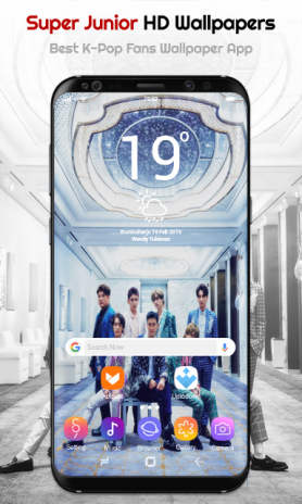 Super Junior Kpop Wallpapers 10 Unduh Apk Untuk Android