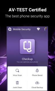 NQ Mobile Security & Antivirus screenshot 6