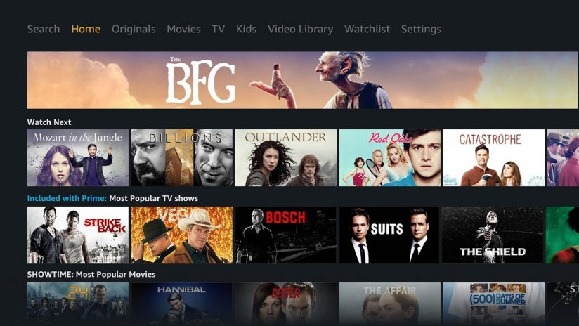 Prime Video - Android TV 4 12 12-googleplay-armv7a Download