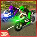 simulatore di bici da corsa pazzo 3d - vero pilota