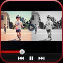 Mesclar Video - Side By Side