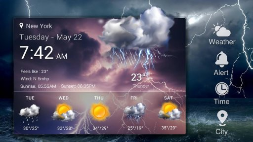 news weather and updates daily screenshot 10