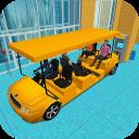 Shopping Mall Car Driving - Supermarket Car Sim
