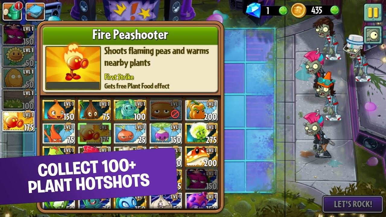 Plants vs. Zombies™ 2 screenshot 5
