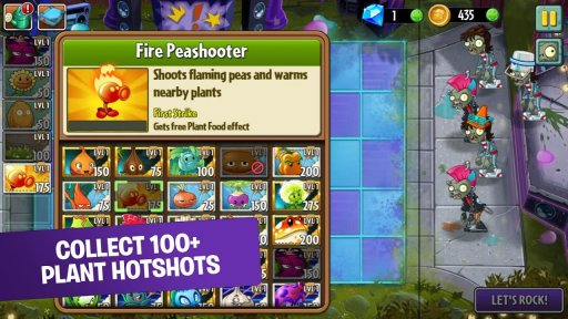 Plants vs. Zombies™ 2 Free screenshot 5