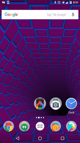 Tunnel Live Wallpaper Creator Screenshot 6