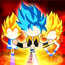 Stickman Battle Fight: Legendary Dragon Warrior