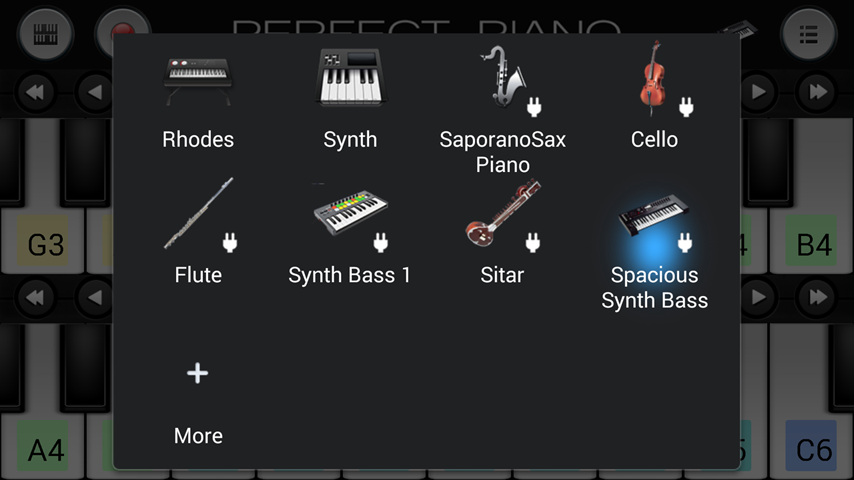 Space Synth Bass Sound Plugin | Download APK for Android ...