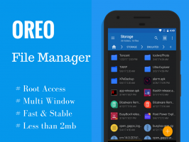 Oreo File Manager Pro [Root] - 50% OFF Screen