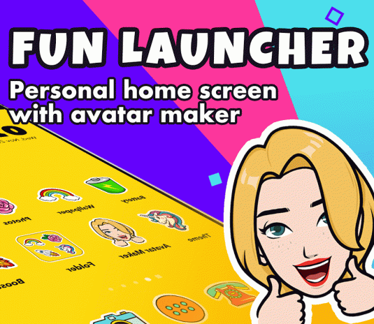Fun Launcher - Avatar Maker, Themes 1 0 5 Download APK for