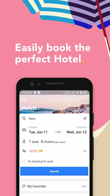 Trip.com: Flights, Hotels, Train & Travel Deals screenshot 1