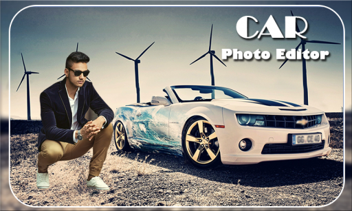 Car Photo Editors screenshot 1