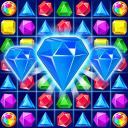 Juwelen Crush - Match 3 Puzzle Abenteue