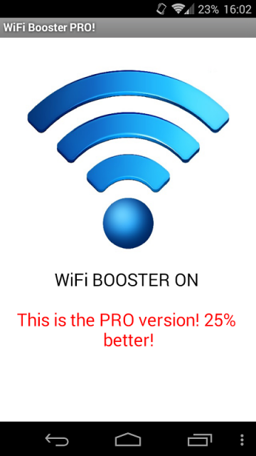 WiFi Booster PRO! | Download APK for Android - Aptoide