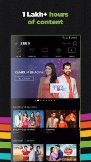 ZEE5 - Movies, TV Shows, LIVE TV & Originals screenshot 4