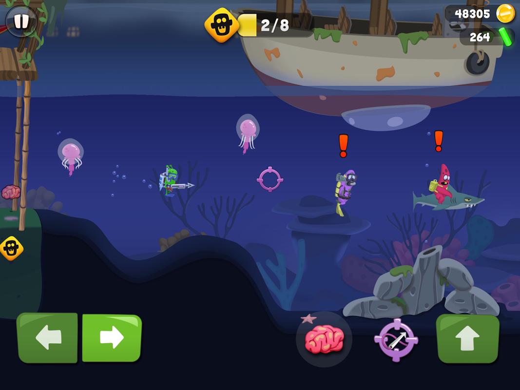 Zombie Catchers screenshot 1