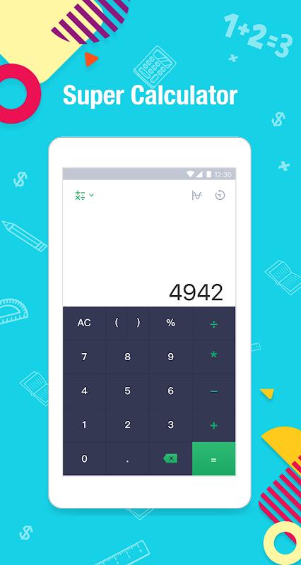 Calculator - free calculator ,multi calculator app screenshot 1